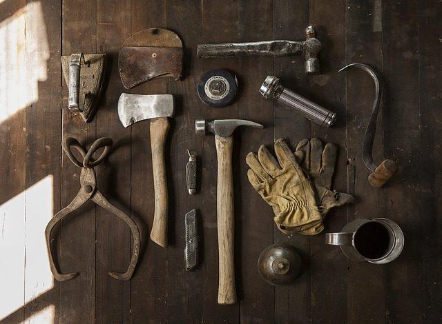 Soorten gereedschappen
