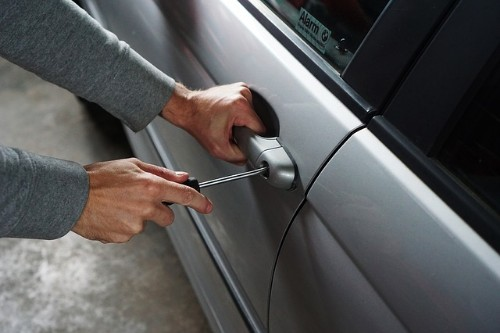 Auto sloten vervangen