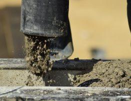 betonpoer storten